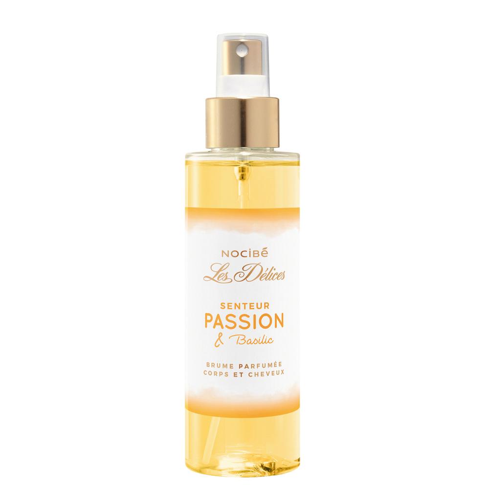 Les Délices Brume parfumée Corps Cheveux Passion&Basilic