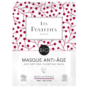 Masque Anti-âgeMasque tissu visage Bio