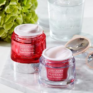 Nutritious Super Pomegranate Gel Crème Énergisante Hydratation Lumière