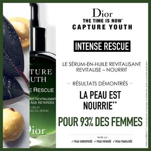 Capture Youth Intense Rescue Sérum-en-huile revitalisant Signes de l'âge retardés