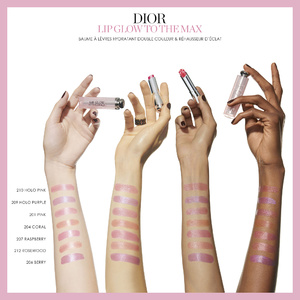 Dior Addict Lip Glow To The Max Baume à lèvres