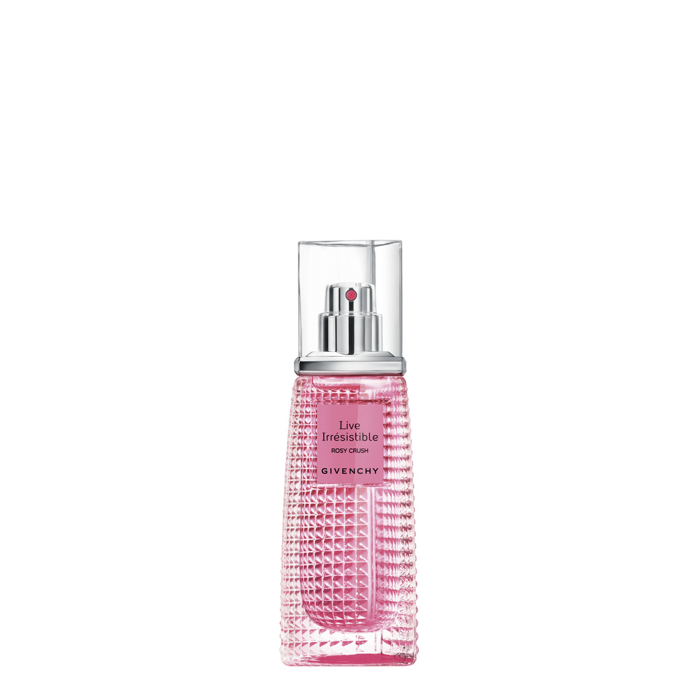 Givenchy Live Irresistible Rosy Crush Eau De Parfum Florale 30 Ml
