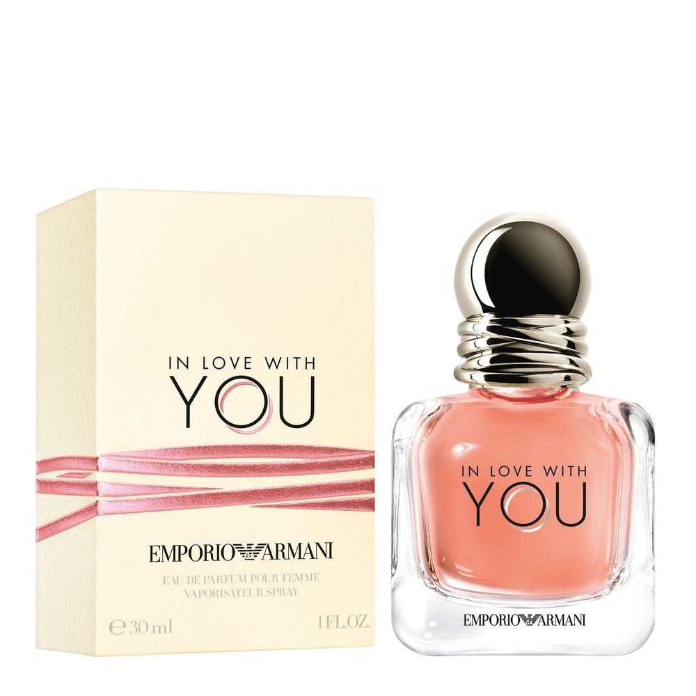 De Eau In With Emporio Armani Love Parfum You Nn0mO8wv