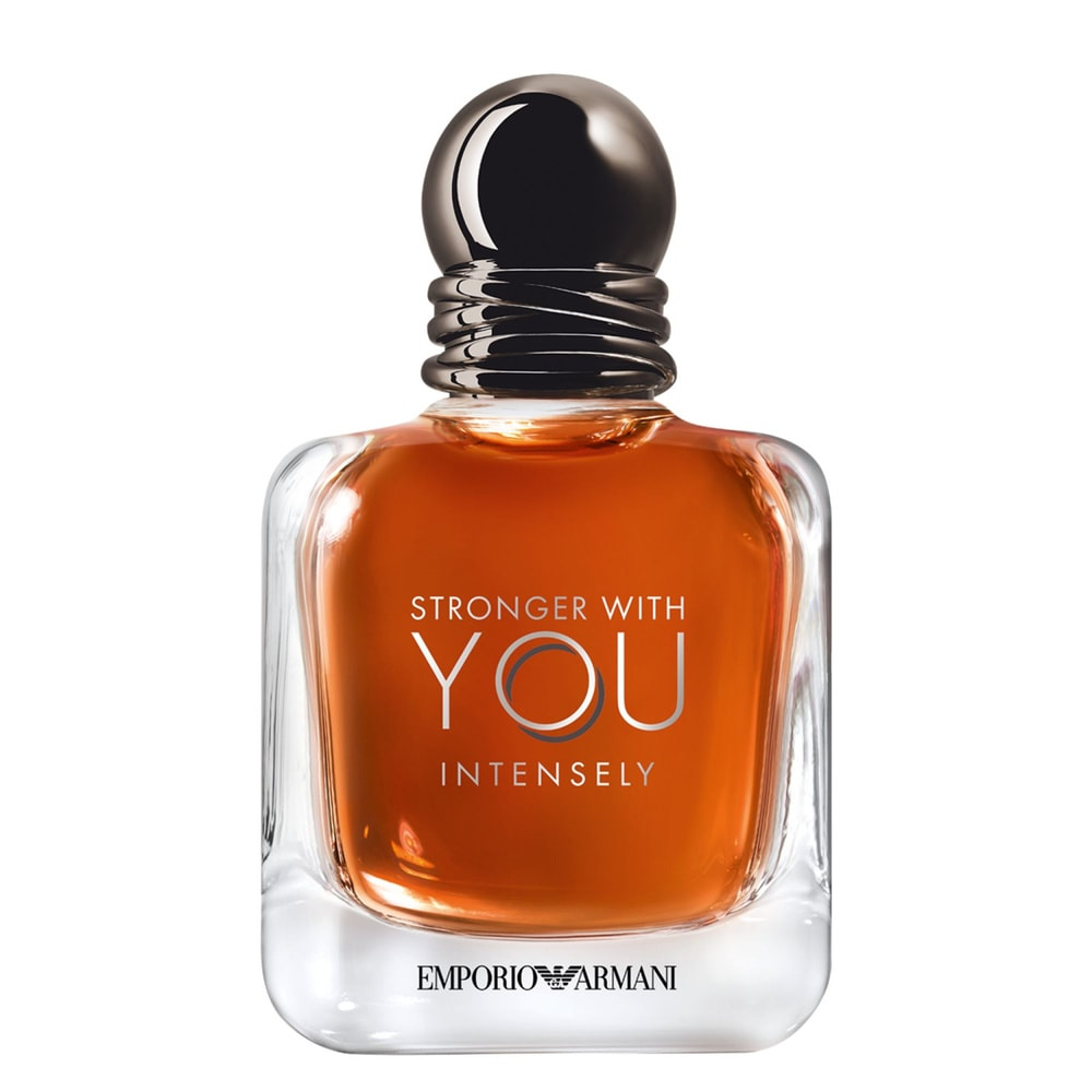 Eau Emporio With De Intensely Parfum You Armani Stronger PTkXOZiu