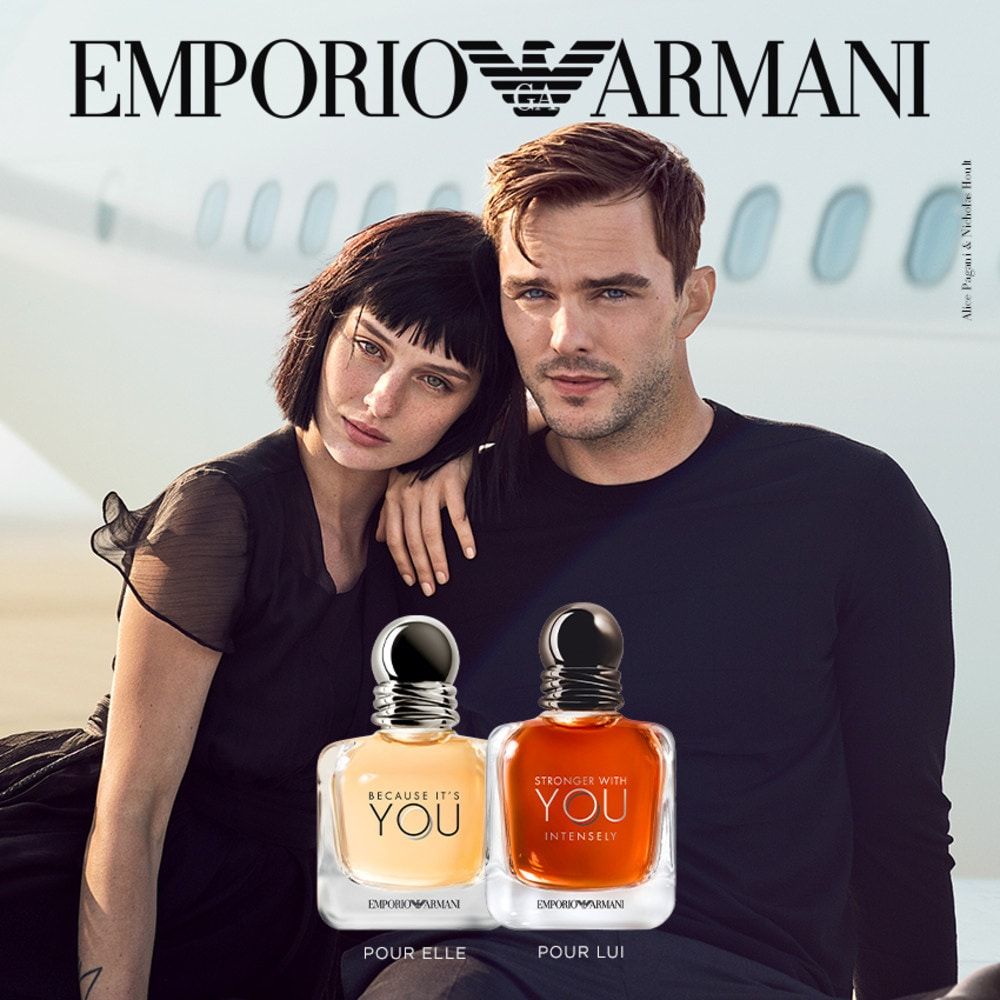 Parfum Emporio With Armani Stronger You Eau Intensely De zSLqUMpjVG