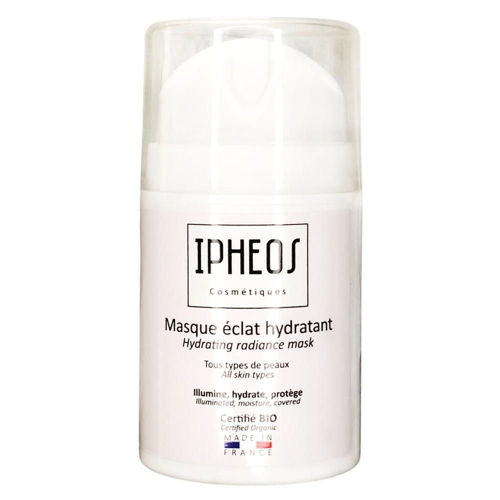 Masque éclat hydratant Masque bio, nourrissant, anti-oxydant, anti-âge, anti pollution