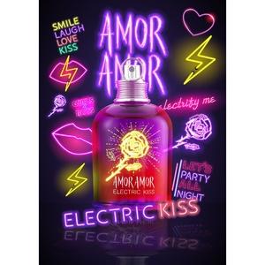 Amor Amor Electric Kiss EDT Eau de Toilette