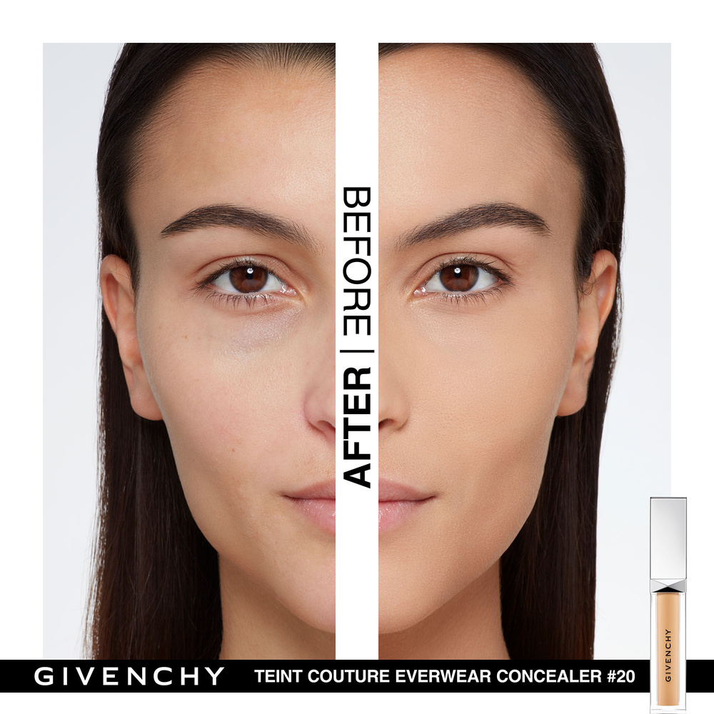 Givenchy TEINT COUTURE EVERWEAR CONCEALER Anti-Cernes Eclat Tenue 24h 6ml - N° 20