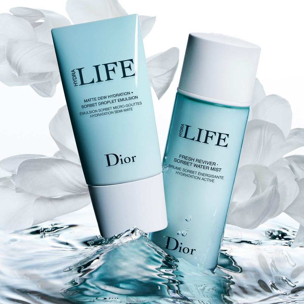Dior Hydra Life Brume Sorbet Énergisante - Hydratation Active