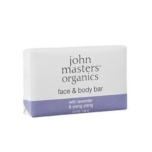 John Masters OrganicsSavon visage et corps à la lavande
