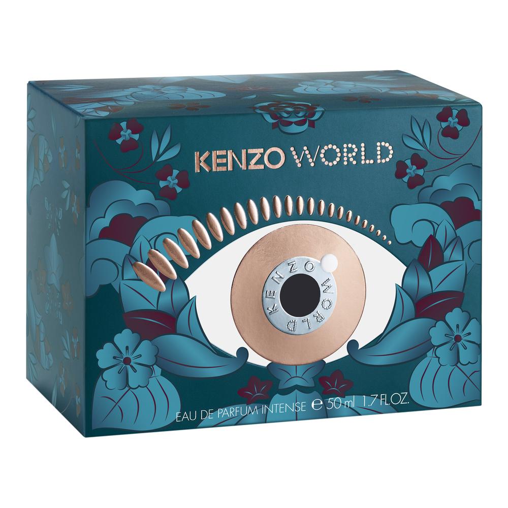 KenzoWorld Fantasy Collection 50 Ml Eau De Parfum Intense 7Y6bgfy