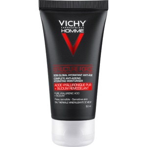 VICHY HOMME STRUCTURE FORCE Soin global hydratant anti-âge