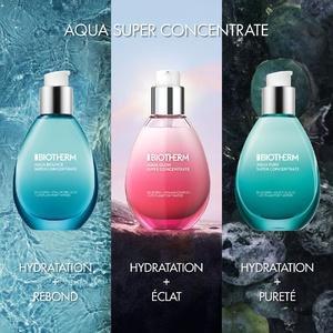 Aqua Super Concentrate Gel crème Aqua Glow – Hydratation + Eclat