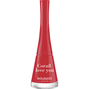 BOURJOIS NU VAO 1 SECONDE 30 CORAIL LOVE YOU 9ML Vernis à ongles