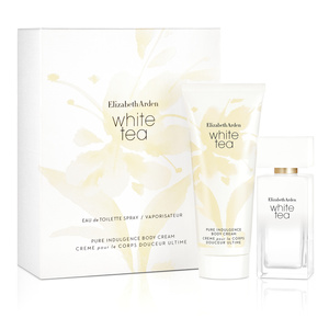 COFFRET WHITE TEA 50ML + Lotion corps 100ml