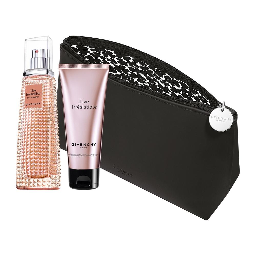 Eau Live Irresistible Coffret Parfum De uTK1cFJl3