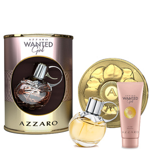 65e7c7204d7 COFFRET AZZARO WANTED GIRL Eau de Parfum