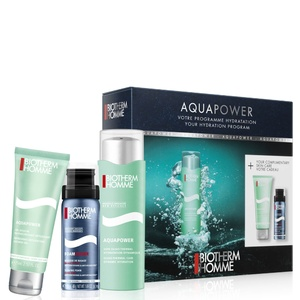 BiothermCoffret AquaPowerRituel complet Hydratation & Eclat