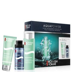 BiothermCoffret AquaPowerRituel complet Hydratation & Eclat