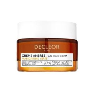 CRÈME AMBRÉE MANDARINE VERTE Crème visage antioxydante - éclat