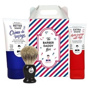 Coffret Barber Daddy pour HommeCoffret Cadeau de Rasage pour Hommes