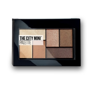 Maybelline New YorkThe City Mini PaletteFards à paupières