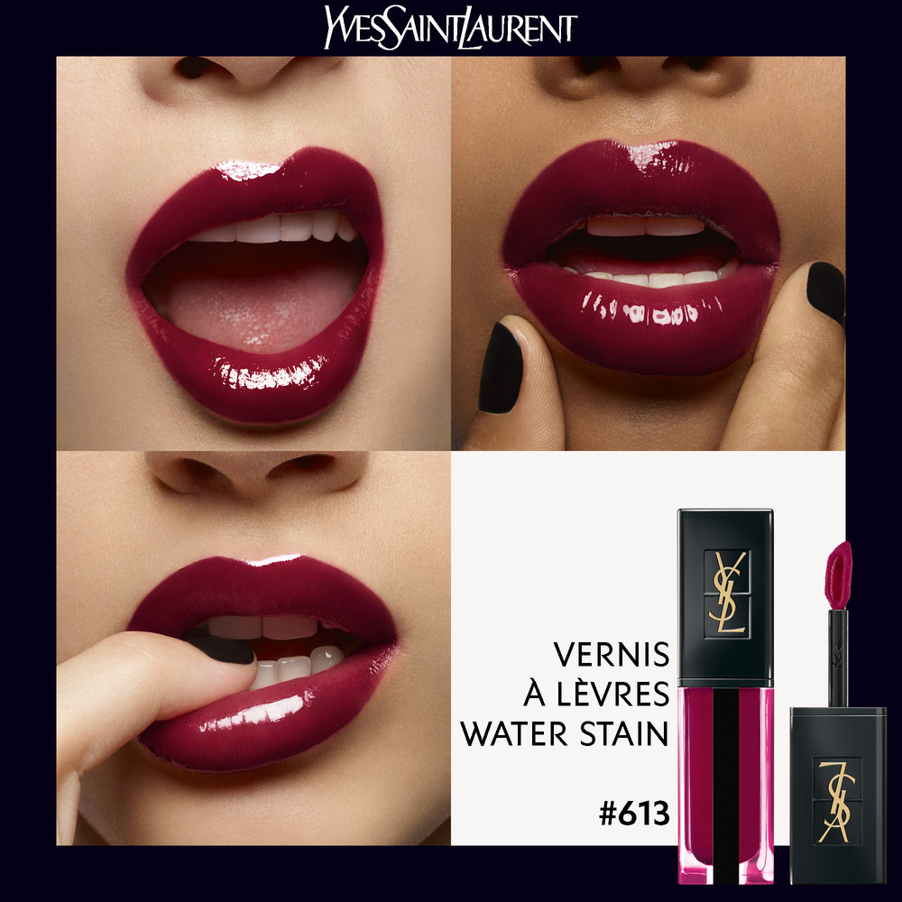 Yves Saint Laurent Vernis 224 L 232 Vres Water Stain Vernis 224