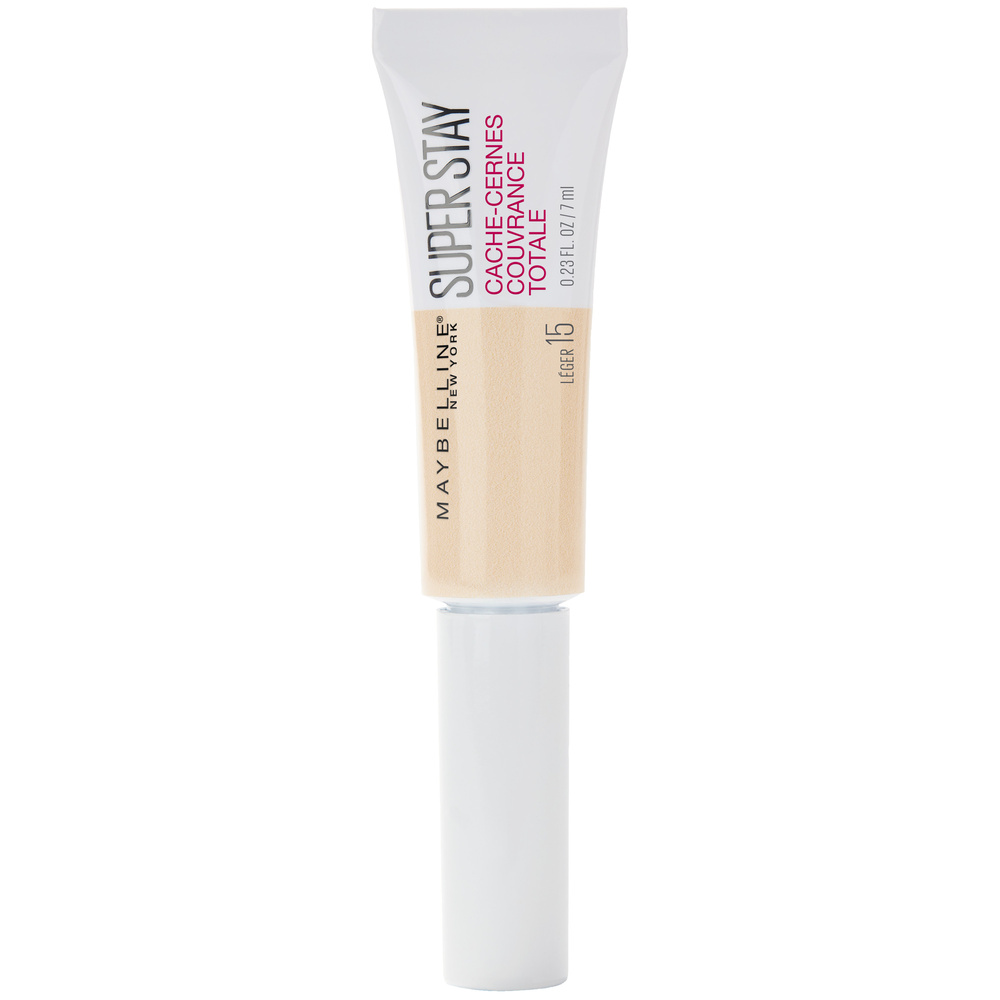 Maybelline New York Superstay 24h Anti-cernes haute couvrance 15- BEIGE