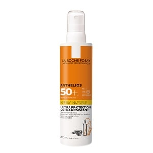 ANTHELIOS Spray Invisible 50+ 200ml Protection solaire