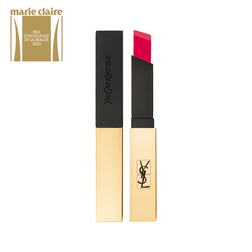 Yves Saint Laurent Rouge Pur Couture The Slim Rouge à Lèvres Mat Longue Tenue N°29 Coral Revolt
