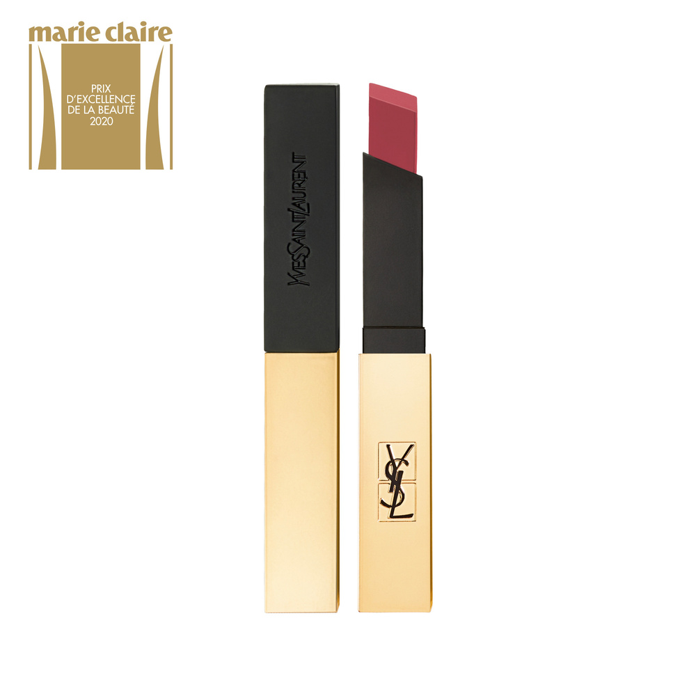 Yves Saint Laurent Rouge Pur Couture The Slim Rouge à Lèvres Mat Longue Tenue N°30 Nude Protest