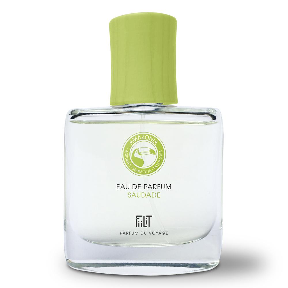 Fiilit parfum du voyage | SAUDADE - AMAZONIA EAU DE PARFUM