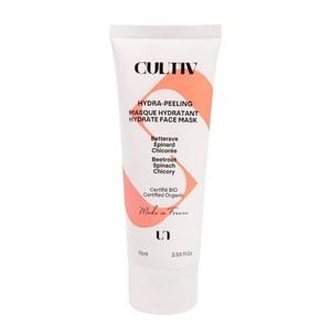 Masque 2 en 1 pour révéler ton éclat Masque hydratant et exfoliant  bio madein France