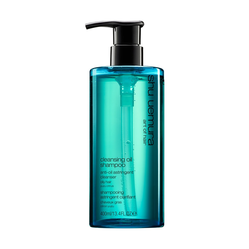 shu uemura art of hair Cleansing Oil Flacon pompe 400ml