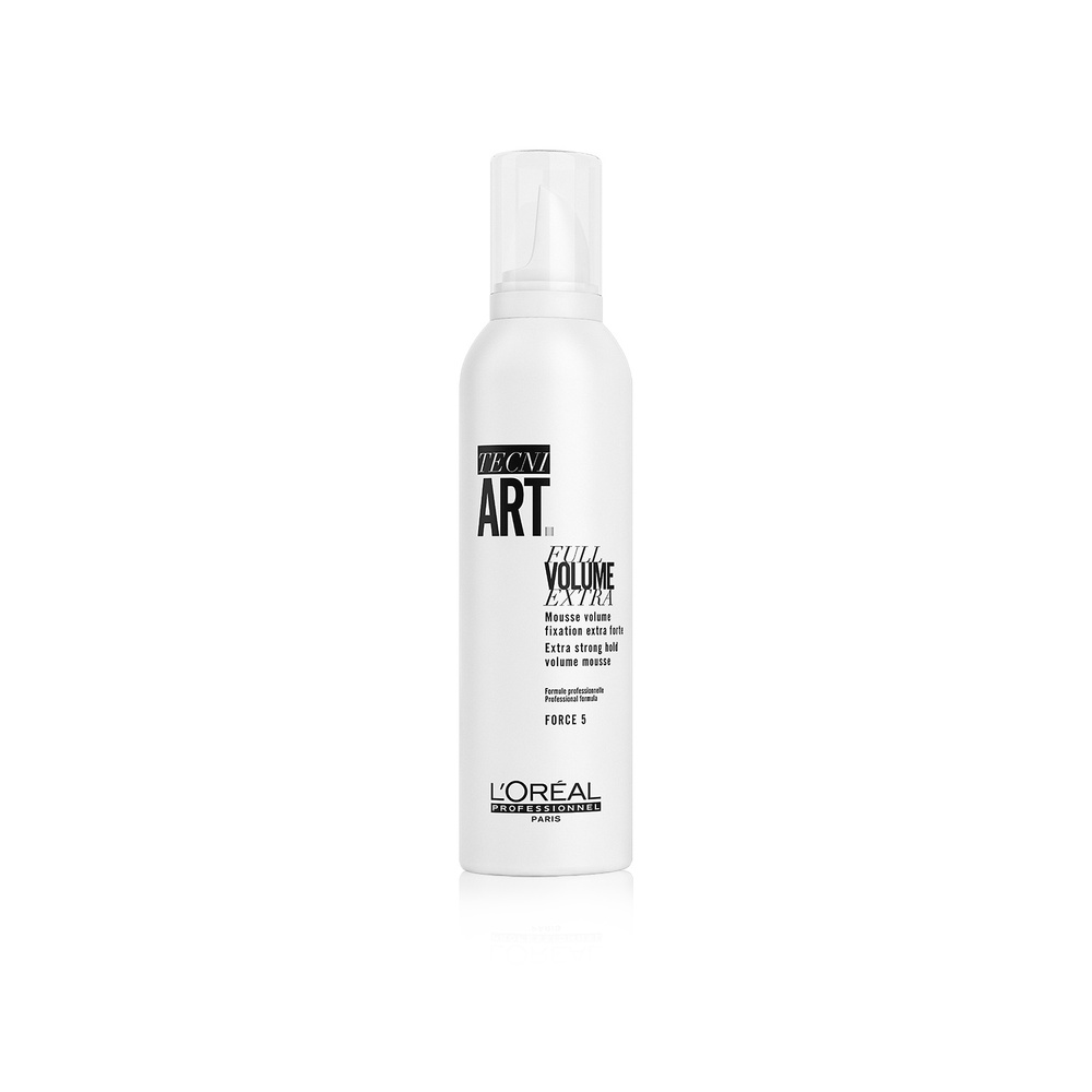 Tecni Art - Full Volume Extra Mousse volume