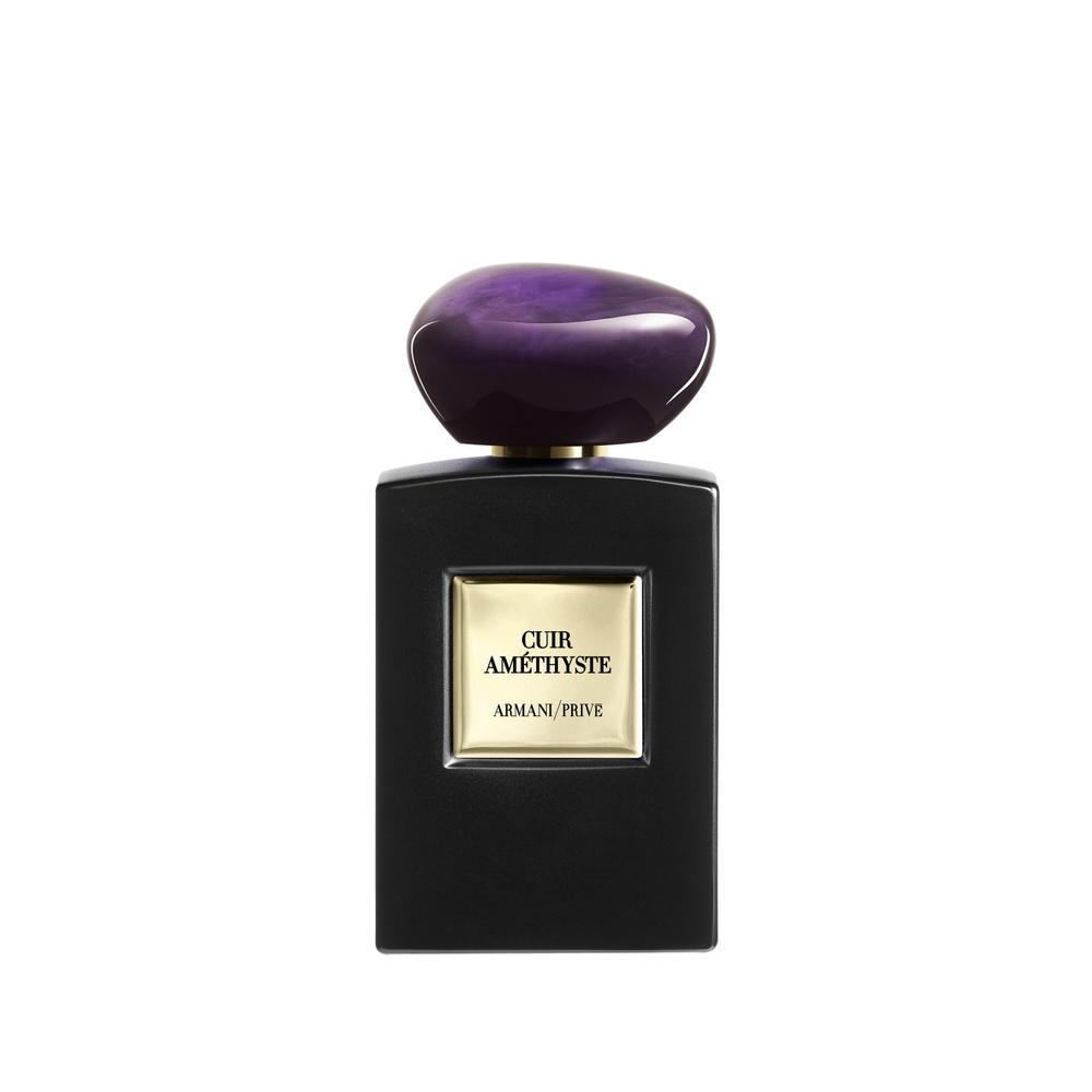 Cuir améthyste - la collection eau de parfum