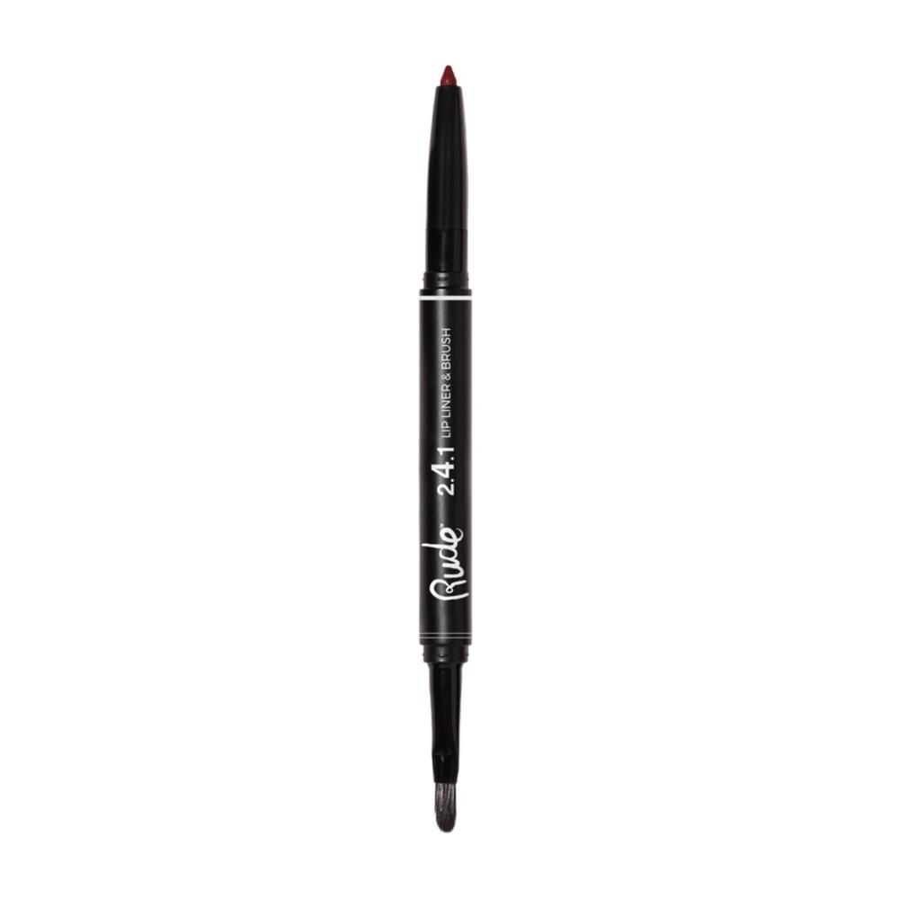 Rude cosmetics maquillage crayon à lèvres
