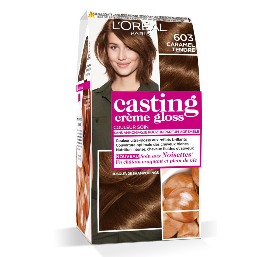 L'oréal paris casting crème gloss 603 - caramel...
