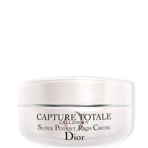 Capture Totale Super Potent Rich Creme Crème Riche Anti-âge Global - nutrition et réparation intense