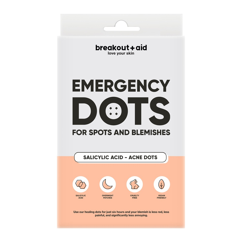 Breakout aid skin care 48 dots