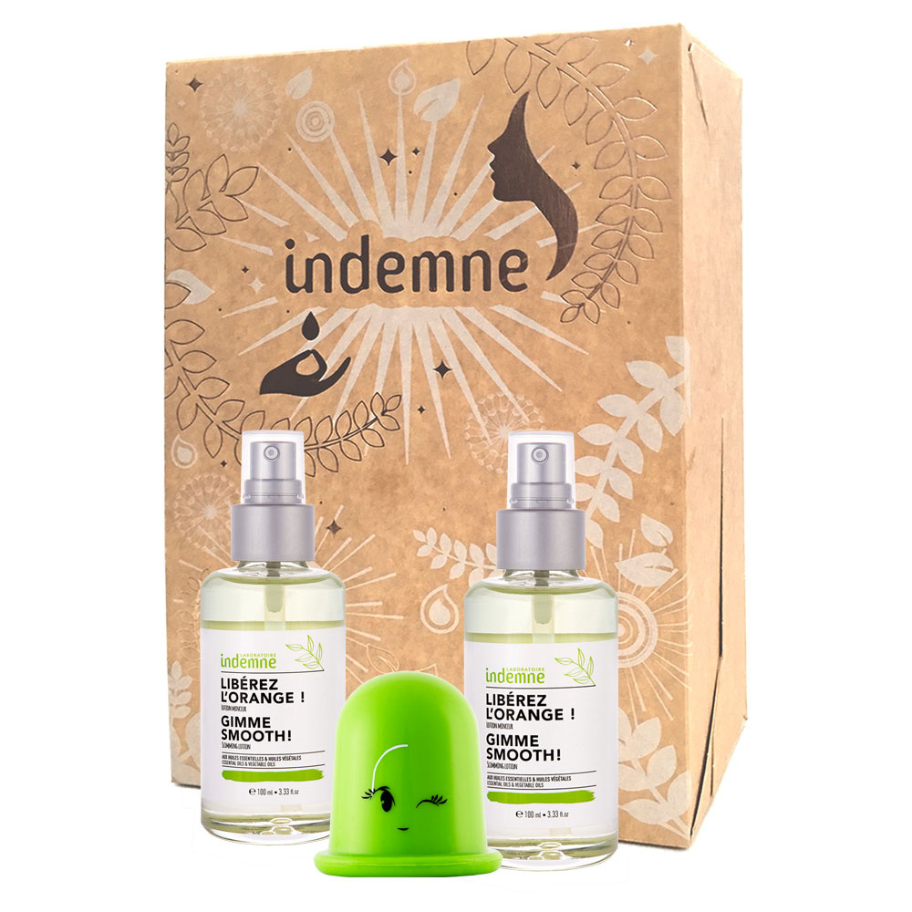 Indemne corps cure anti-cellulite