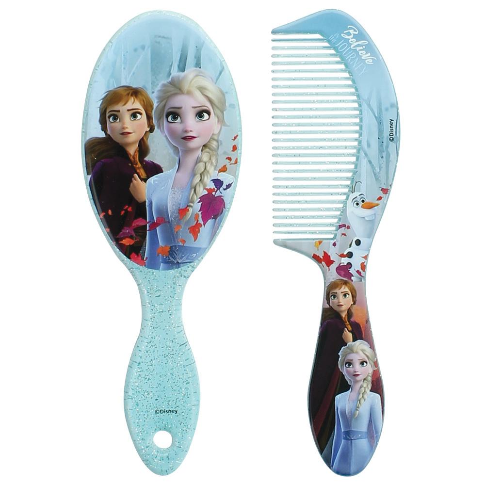 Disney brosses frozen 2 mini kit brosse et...
