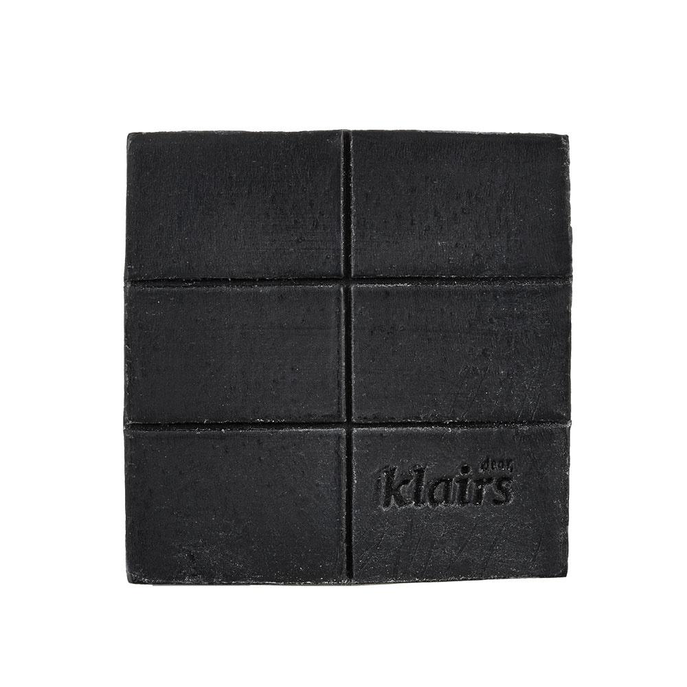 Dear Klairs  Savon doux au sucre et au charbon de bois Gentle Black  Dear Klairs